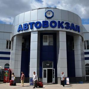 Автовокзалы Керчевского