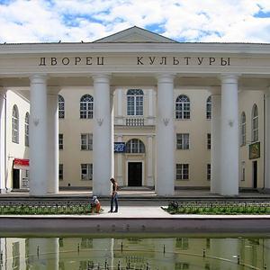 Дворцы и дома культуры Керчевского