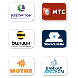 Операторы сотовой связи Керчевского