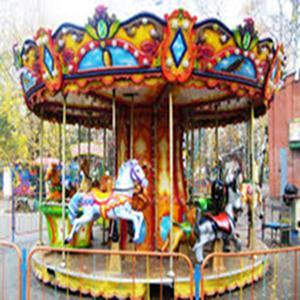 Парки культуры и отдыха Керчевского