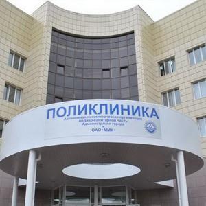Поликлиники Керчевского