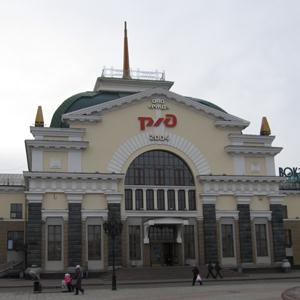 Железнодорожные вокзалы Керчевского