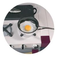 Светофор, кафе - иконка «кухня» в Керчевском
